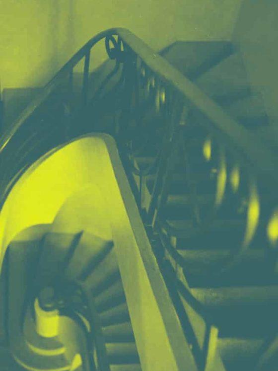 Stairway Treppe Drei