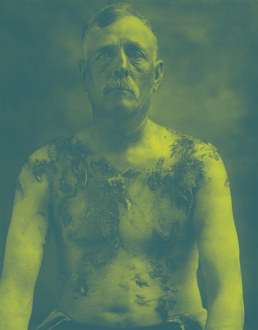 John Meintz punished during World War I NARA 283633 restored e1489177699896 - Drei historische Minuten