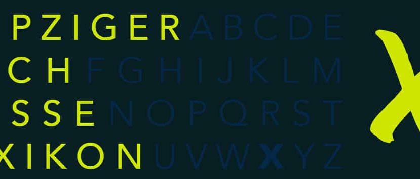 LBM ABC PuB gelb X 829x354 - X wie Xanax
