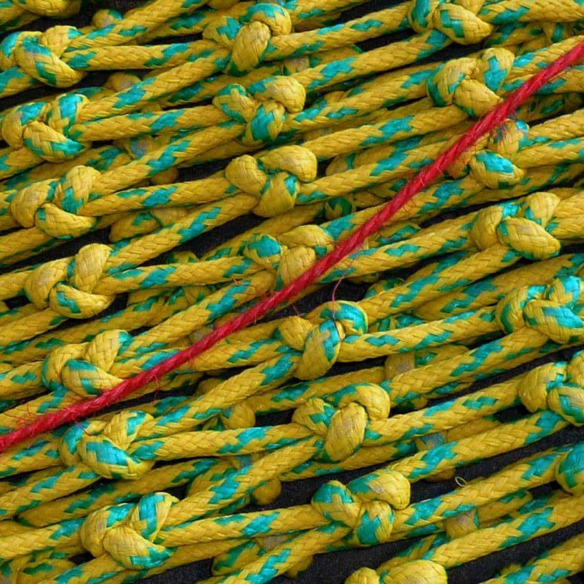 fishing net red thread network node 162545 849x849 - Meins und Deins. Die Beute: neuntes Stück