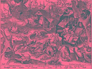 Faulheit Brueghel Händler Wenn wir sterben