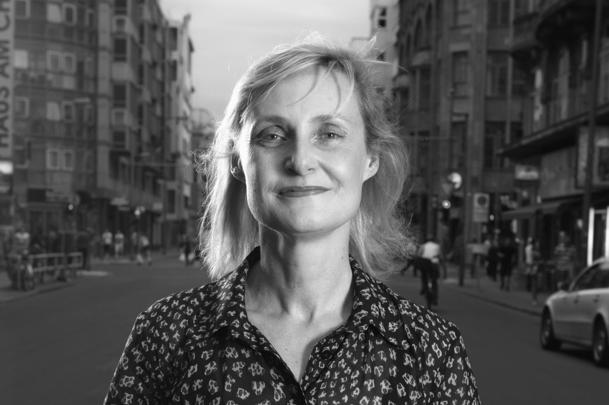 Elisabeth Ruge, © Stefan Nimmesgern