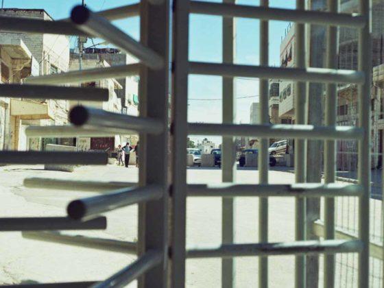 Checkpoint Palästina