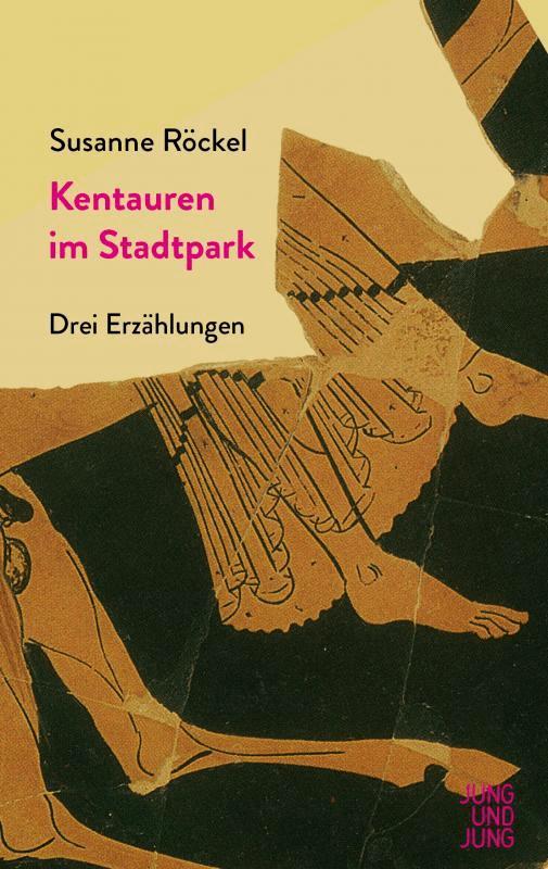Kentauren im Stadtpark - Susanne Röckel