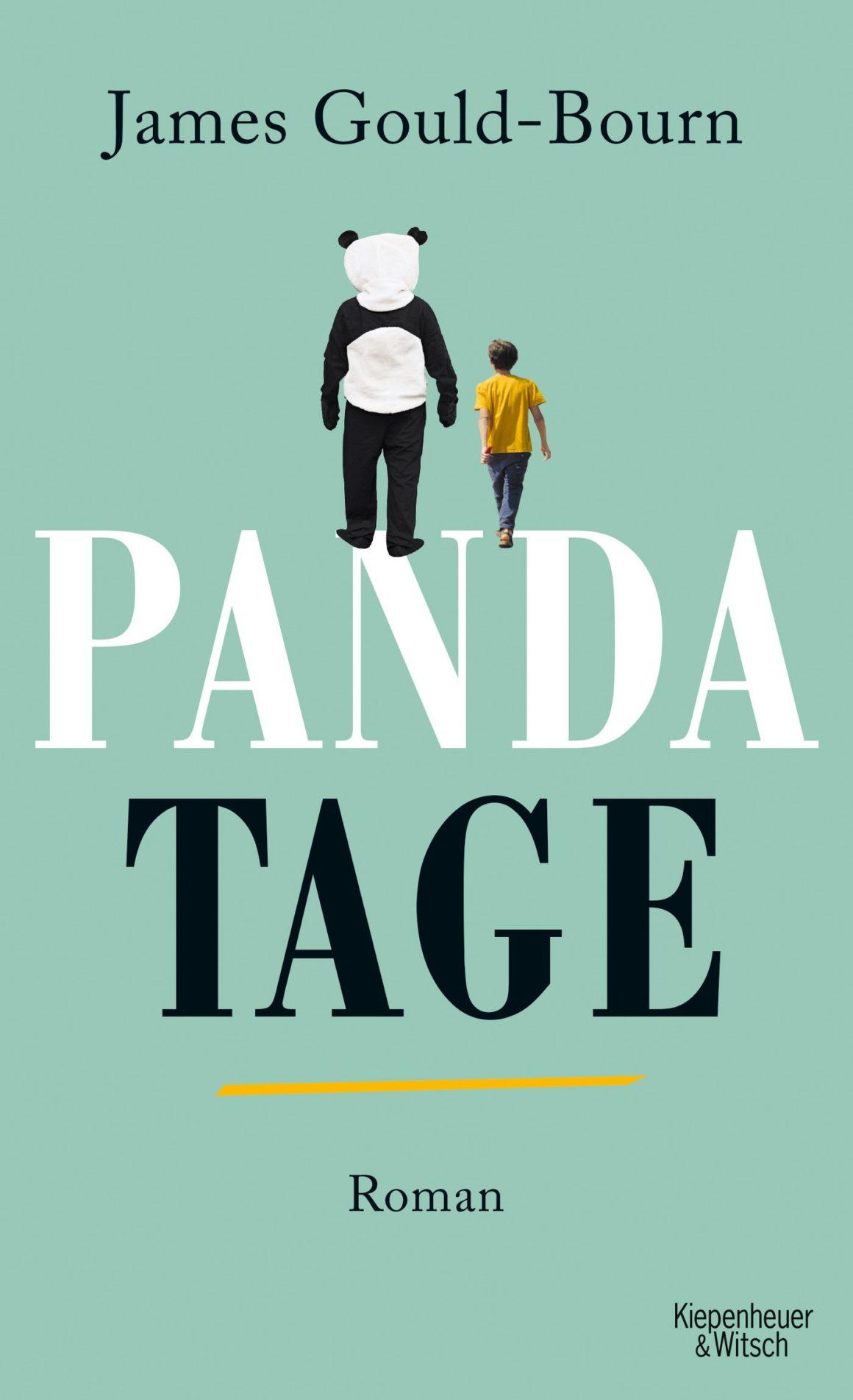 Pandatage - James Gould-Bourn