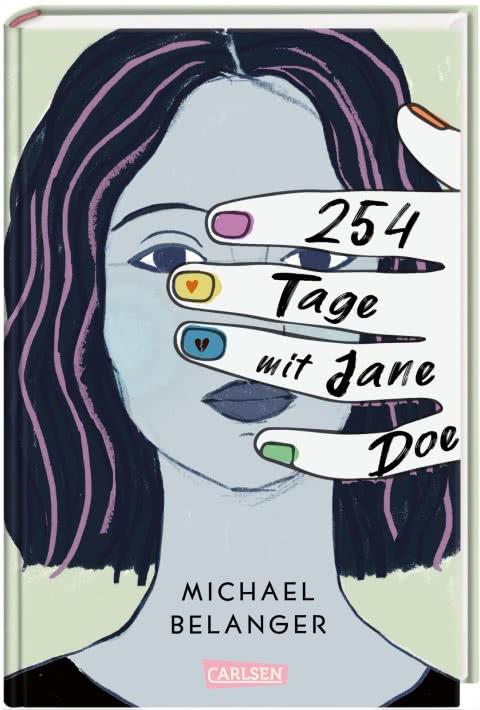 254 Tage mit Jane Doe - Michael Belanger