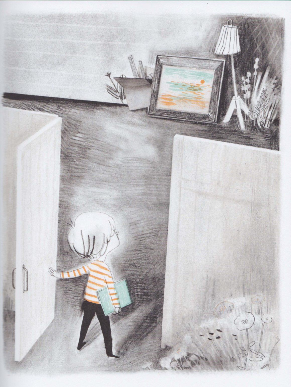 Bild 2 1 1160x1540 - Albert will lesen von Isabelle Arsenault