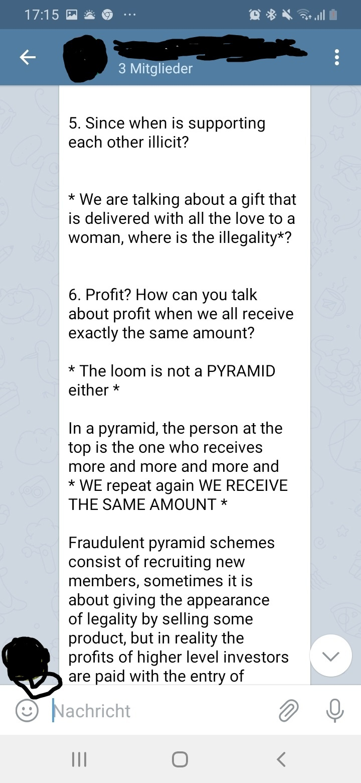 fraud 6 - Welcome Home (Loom Of Dreams)