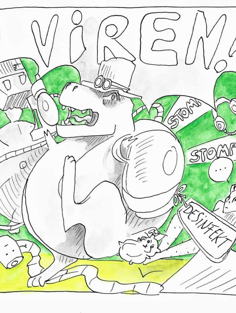 4. 5 829x1097 - Warum die Dinos ausgestorben sind, oder: Dino Distancing #4